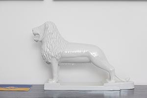 Braunschweiger Löwe - Michael Miklas - Hamburg und Hannover - zeigt Fotos einer Fotoreportage für die Thüga in Braunschweig