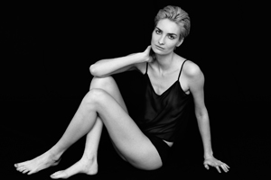 Anika Scheibe by Michael Miklas