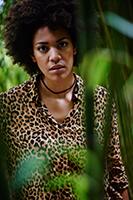 Michael Miklas, Fashion und Beauty Fotograf aus Hannover, zeigt Fotos, die in Hannover mit Pauline Afaja entstanden sind. Modefotograf Michael Miklas arbeitet deutschlandweit und hat Standorte in Hamburg und Hannover.